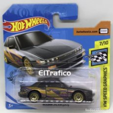 Coches a escala: HOT WHEELS NISSAN SILVIA 1:64 HOTWHEELS 2020 (3). Lote 194754117