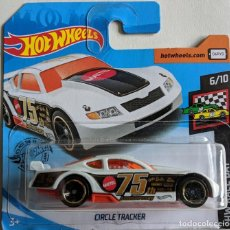 Coches a escala: HOT WHEELS CIRCLE TRACKER. HW RACE DAY 6/10. Lote 194858836