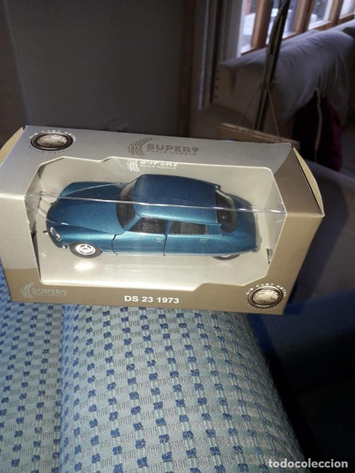 Coches a escala: BONITO CITROEN DS DE WELLY ESCALA 1/37 PERFECTO ESTADO - Foto 2 - 194900801