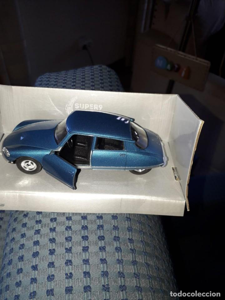 Coches a escala: BONITO CITROEN DS DE WELLY ESCALA 1/37 PERFECTO ESTADO - Foto 4 - 194900801