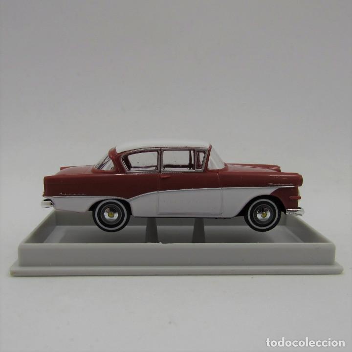 Coches a escala: Brekina 20015 Opel Rekord P1 1957-1960. Escala 1/87 H0 (3691) - Foto 2 - 194901647
