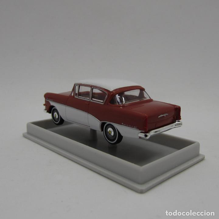 Coches a escala: Brekina 20015 Opel Rekord P1 1957-1960. Escala 1/87 H0 (3691) - Foto 5 - 194901647