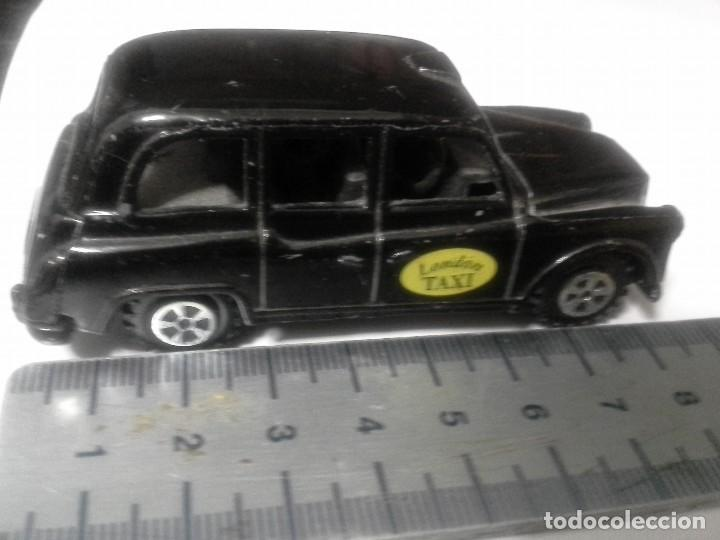 Coches a escala: coche taxi de londres con sacapuntas - Foto 2 - 194904762