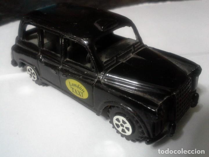 Coches a escala: coche taxi de londres con sacapuntas - Foto 3 - 194904762