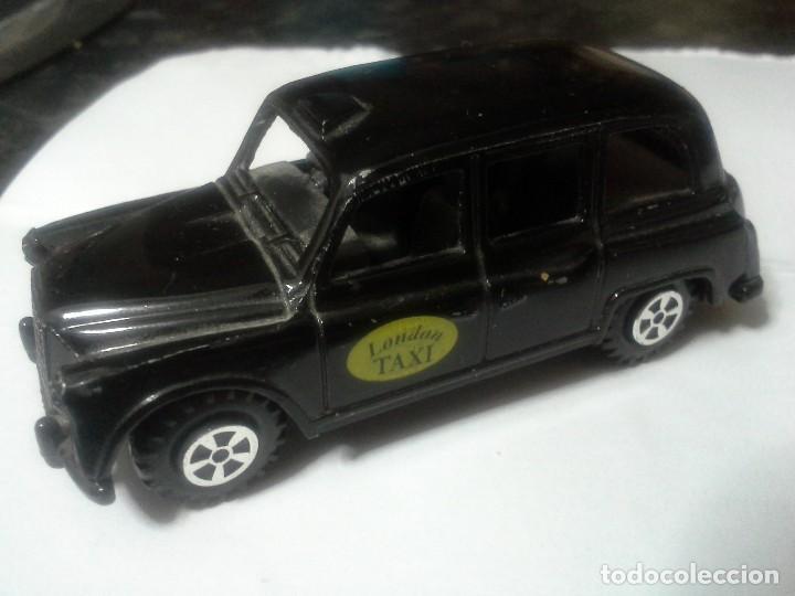 Coches a escala: coche taxi de londres con sacapuntas - Foto 4 - 194904762