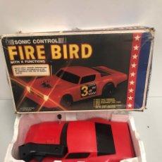 Coches a escala: COCHE FIRE BIRD. Lote 194918958