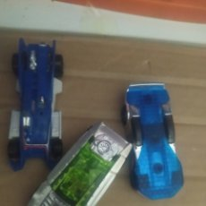 Coches a escala: 3 COCHES DISTINTOS HOT WHEELS. Lote 194975136