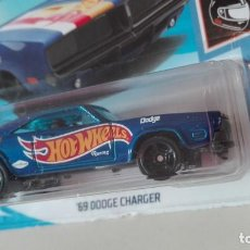 Coches a escala: DODGE CHARGER 69, HOTWHEELS. Lote 195058991