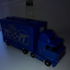 Coches a escala: CAMION TRAILER DESMONTABLE MICRO MACHINES. Lote 195110850