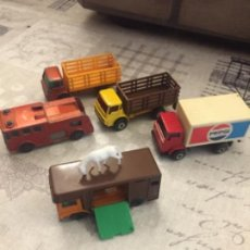 Coches a escala: LOTE CAMIONES MATCHBOX. Lote 195268937