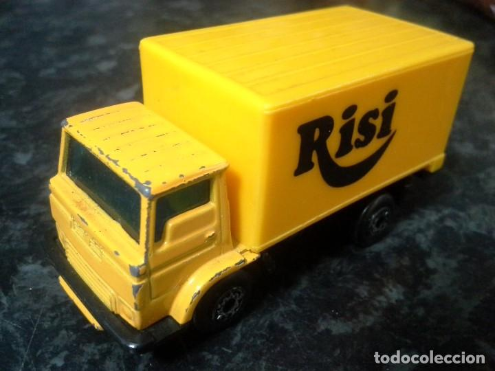 Coches a escala: camion dodge de transporte publicidad patatas risi de matchbox , coche - Foto 4 - 195342501