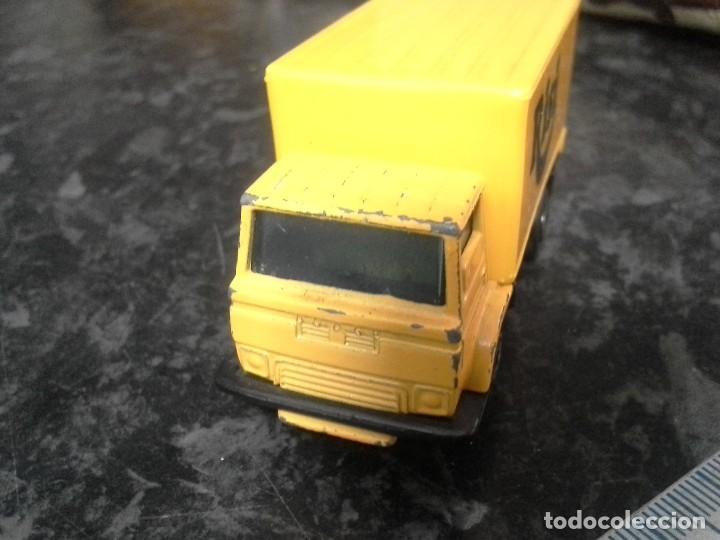 Coches a escala: camion dodge de transporte publicidad patatas risi de matchbox , coche - Foto 5 - 195342501