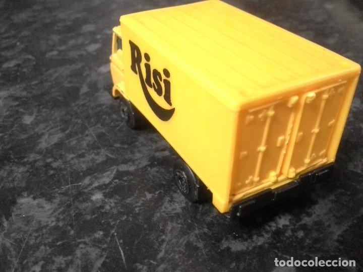 Coches a escala: camion dodge de transporte publicidad patatas risi de matchbox , coche - Foto 6 - 195342501