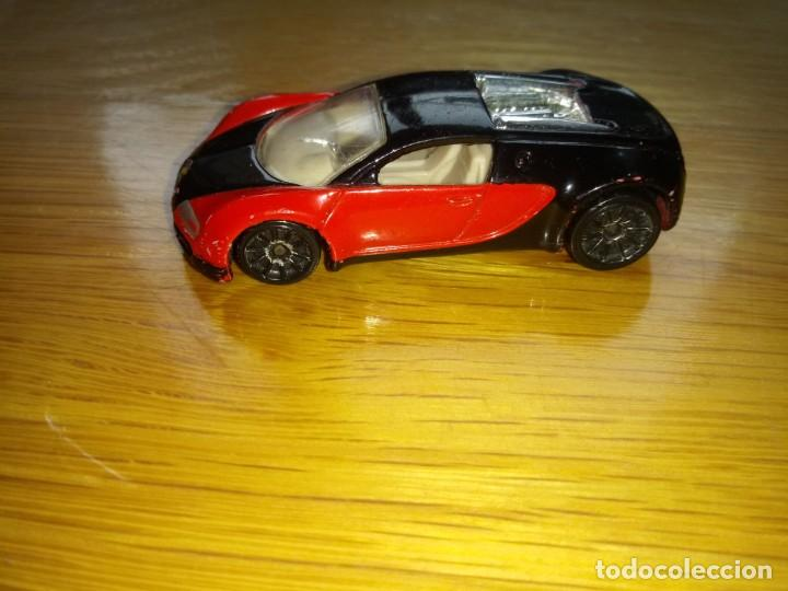 Coches a escala: BUGATTI VEYRON HOT WHEELS 2002 - Foto 3 - 195342967