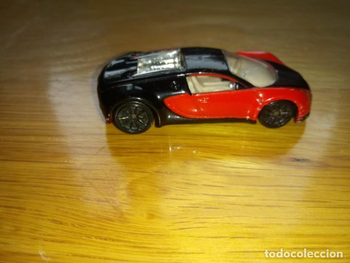 Coches a escala: BUGATTI VEYRON HOT WHEELS 2002 - Foto 7 - 195342967