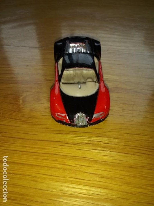 Coches a escala: BUGATTI VEYRON HOT WHEELS 2002 - Foto 1 - 195342967