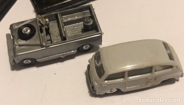 Coches a escala: Eko toys primeras series años 70 SEAT FIAT MULTIPLA Y JEEP - Foto 3 - 195345636