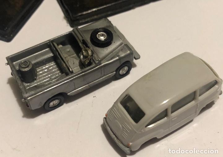 Coches a escala: Eko toys primeras series años 70 SEAT FIAT MULTIPLA Y JEEP - Foto 4 - 195345636