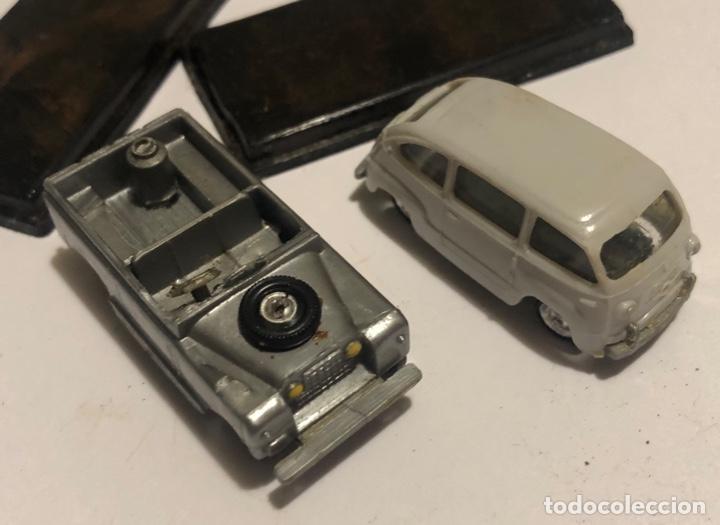 Coches a escala: Eko toys primeras series años 70 SEAT FIAT MULTIPLA Y JEEP - Foto 5 - 195345636