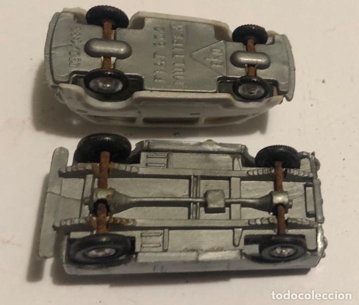 Coches a escala: Eko toys primeras series años 70 SEAT FIAT MULTIPLA Y JEEP - Foto 7 - 195345636