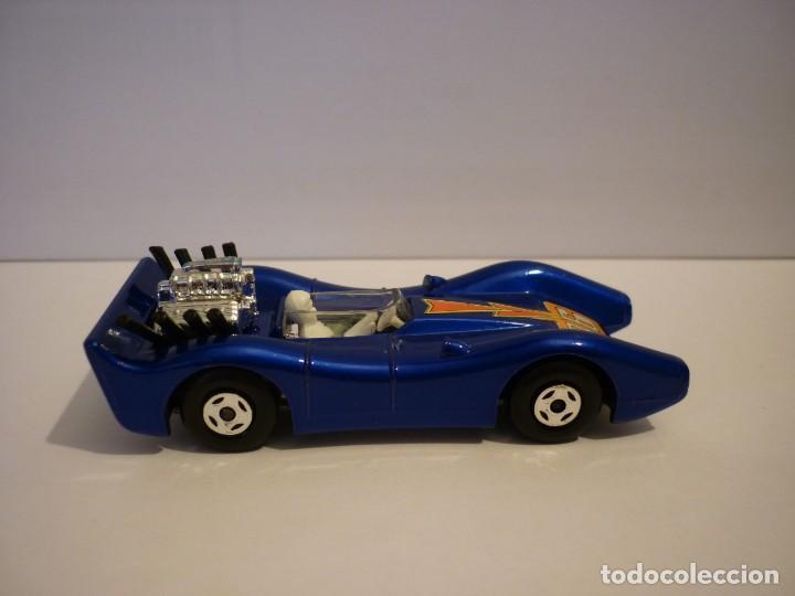 Coches a escala: Coleccion de 6 Matchbox Lesney Superfast. Tipo Dragster y Hot Rod. Producidos en los años 70. - Foto 5 - 195368268