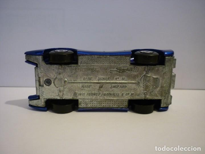 Coches a escala: Coleccion de 6 Matchbox Lesney Superfast. Tipo Dragster y Hot Rod. Producidos en los años 70. - Foto 7 - 195368268