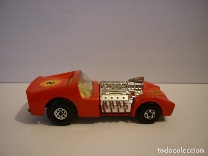 Coches a escala: Coleccion de 6 Matchbox Lesney Superfast. Tipo Dragster y Hot Rod. Producidos en los años 70. - Foto 8 - 195368268