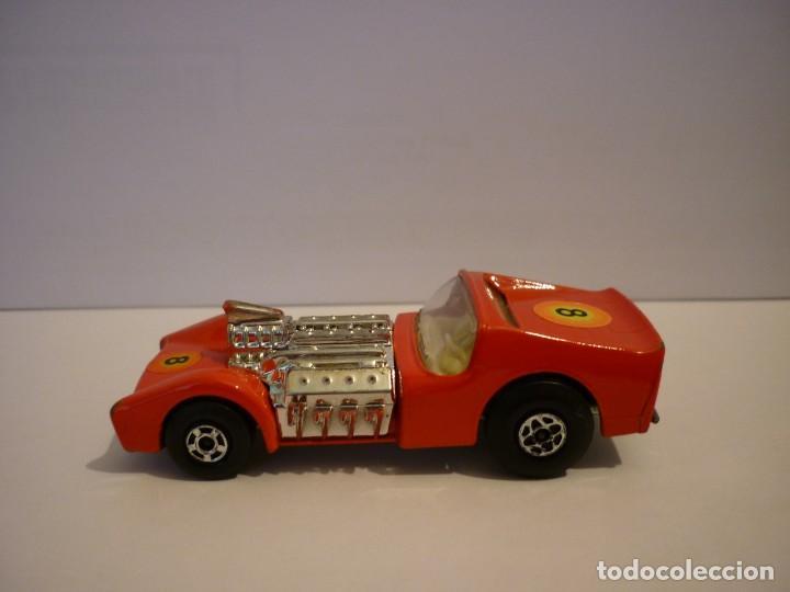 Coches a escala: Coleccion de 6 Matchbox Lesney Superfast. Tipo Dragster y Hot Rod. Producidos en los años 70. - Foto 9 - 195368268