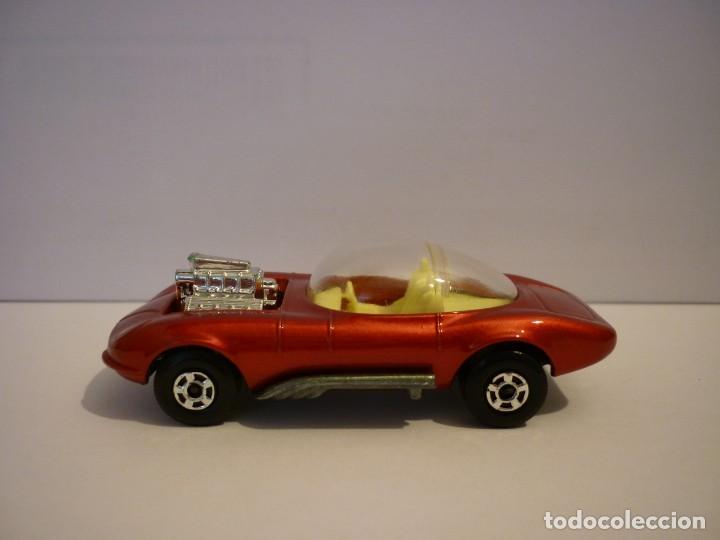 Coches a escala: Coleccion de 6 Matchbox Lesney Superfast. Tipo Dragster y Hot Rod. Producidos en los años 70. - Foto 11 - 195368268