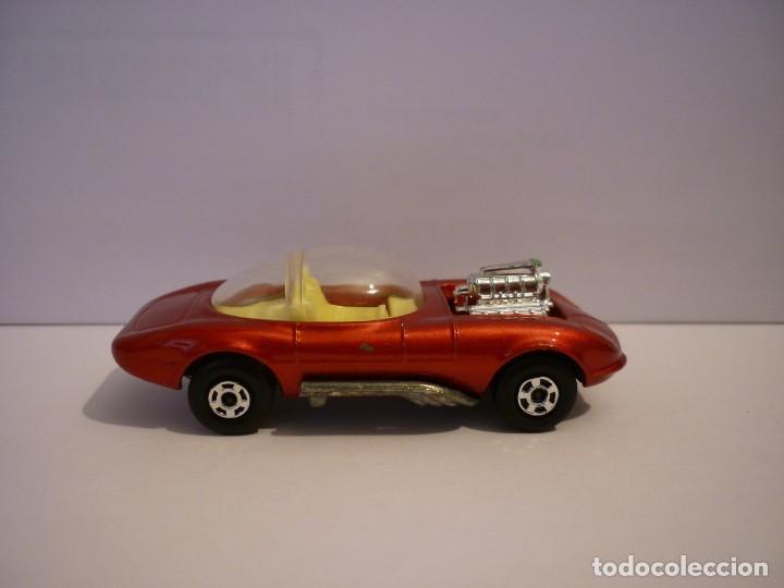 Coches a escala: Coleccion de 6 Matchbox Lesney Superfast. Tipo Dragster y Hot Rod. Producidos en los años 70. - Foto 12 - 195368268