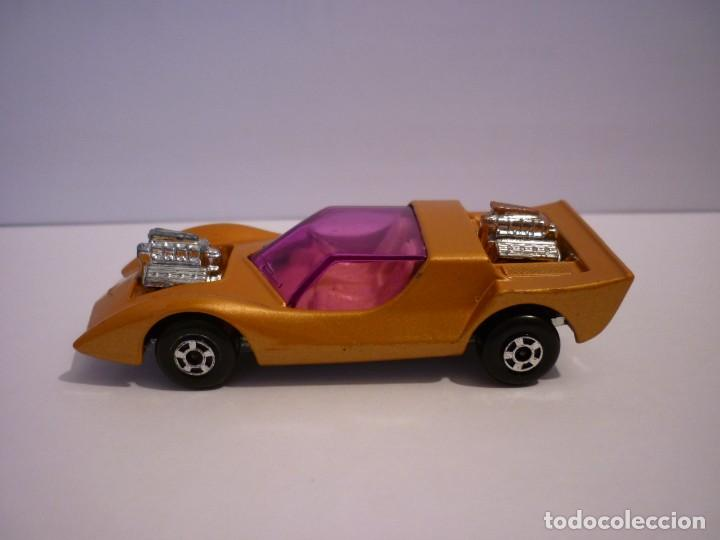 Coches a escala: Coleccion de 6 Matchbox Lesney Superfast. Tipo Dragster y Hot Rod. Producidos en los años 70. - Foto 14 - 195368268