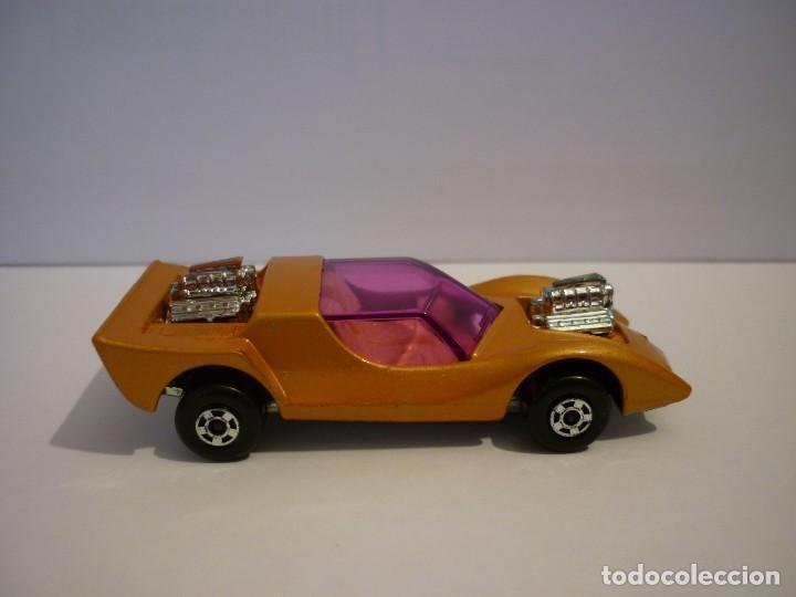 Coches a escala: Coleccion de 6 Matchbox Lesney Superfast. Tipo Dragster y Hot Rod. Producidos en los años 70. - Foto 15 - 195368268
