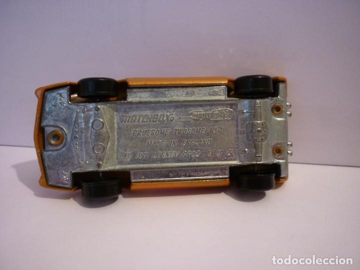 Coches a escala: Coleccion de 6 Matchbox Lesney Superfast. Tipo Dragster y Hot Rod. Producidos en los años 70. - Foto 16 - 195368268
