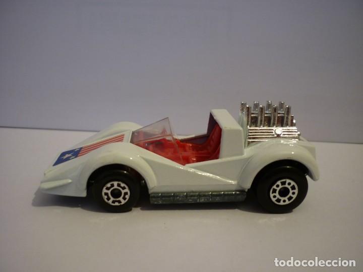 Coches a escala: Coleccion de 6 Matchbox Lesney Superfast. Tipo Dragster y Hot Rod. Producidos en los años 70. - Foto 20 - 195368268