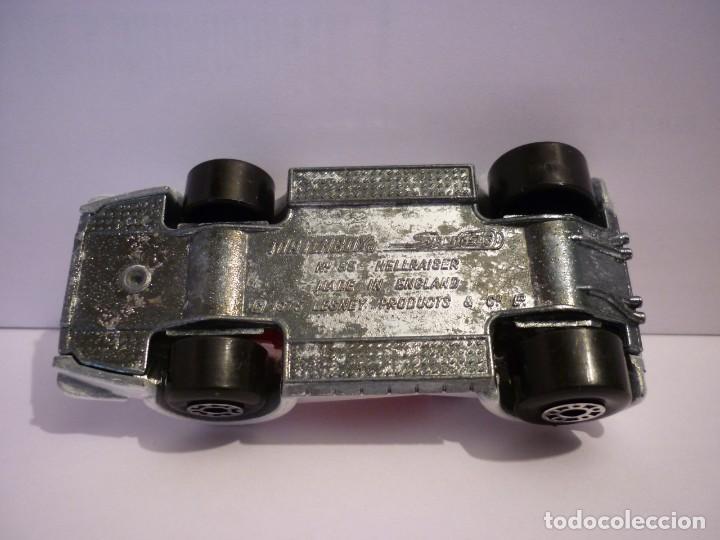 Coches a escala: Coleccion de 6 Matchbox Lesney Superfast. Tipo Dragster y Hot Rod. Producidos en los años 70. - Foto 22 - 195368268