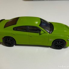 Coches a escala: DODGE CHARGER SRT 392 2017 GREENLIGHT 1/64 TAMAÑO HOT WHEELS MATCHBOX. Lote 195576167