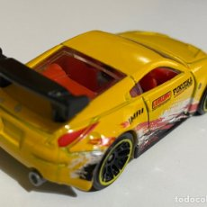 Auto in scala: HOT WHEELS NISSAN 350Z 1/64 2011. Lote 195576921