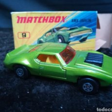 Auto in scala: MATCHBOX 1972 ( N°9). Lote 196547997