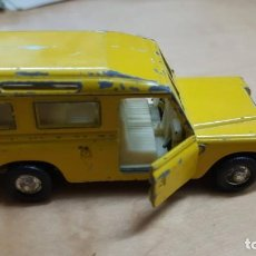 Coches a escala: COCHE LAND ROVER REF 165 MIRA MADE IN SPAIN. Lote 196952512