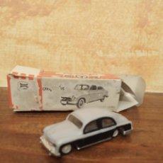 Coches a escala: ANGUPLAS SEAT 1400 BICOLOR CON CAJA ORIGINAL. Lote 197296242