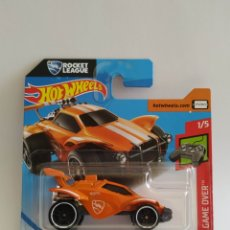 Coches a escala: HOT WHEELS OCTANE ROCKET LEAGUE HW GAME OVER 1/5. Lote 213823692