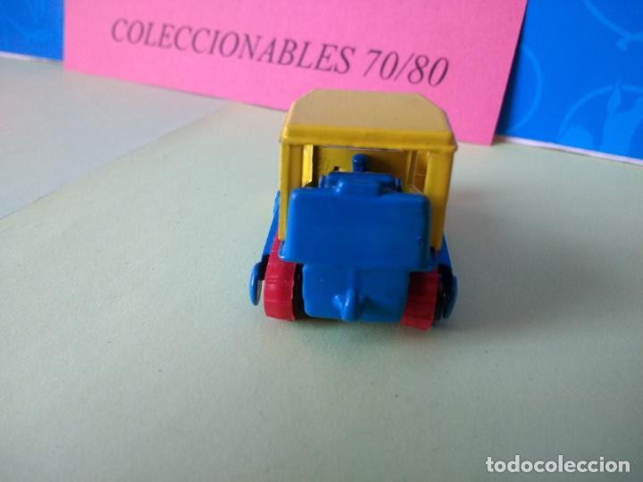 Coches a escala: GUISVAL TRACTOR PALA VEHÍCULOS DE METAL ORIGINAL AÑOS 70 80 NUEVO EXCELENTE ESTADO - Foto 3 - 197409612