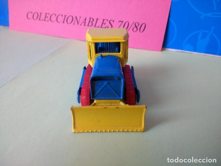 Coches a escala: GUISVAL TRACTOR PALA VEHÍCULOS DE METAL ORIGINAL AÑOS 70 80 NUEVO EXCELENTE ESTADO - Foto 4 - 197409612