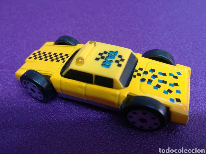 Coches a escala: Súper raro Hot Wheels taxi reversible Flipper - Foto 2 - 197545571