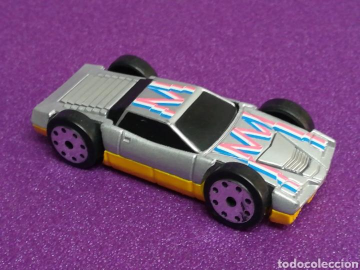 Coches a escala: Súper raro Hot Wheels taxi reversible Flipper - Foto 3 - 197545571