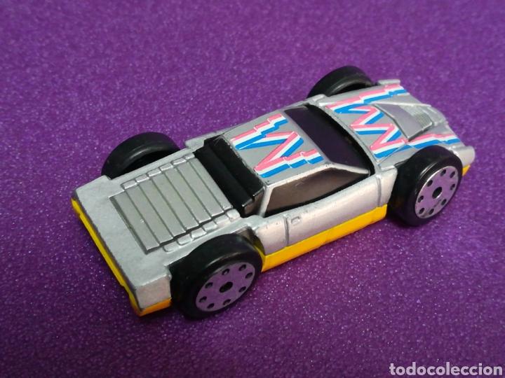 Coches a escala: Súper raro Hot Wheels taxi reversible Flipper - Foto 4 - 197545571