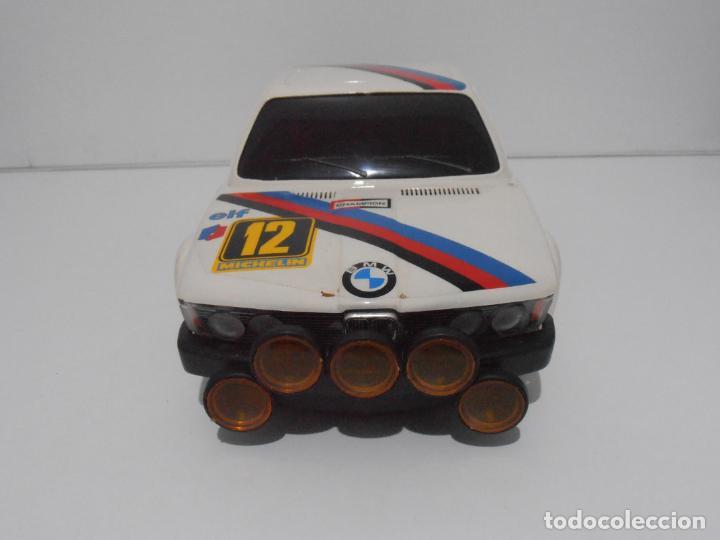 Coches a escala: COCHE BMW RALLYE GITANES, SERIE AUTOS, CLIM, RETROFRICCION, NUEVO DE JUGUETERIA, AÑOS 80 - Foto 3 - 197606897