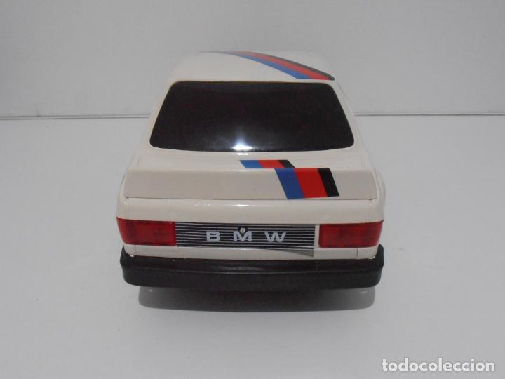 Coches a escala: COCHE BMW RALLYE GITANES, SERIE AUTOS, CLIM, RETROFRICCION, NUEVO DE JUGUETERIA, AÑOS 80 - Foto 5 - 197606897