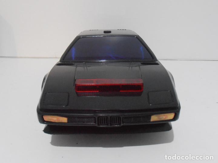 Coches a escala: COCHE BMW FANTASTIC, SERIE AUTOS, SALVAOBSTACULOS, CLIM, NUEVO DE JUGUETERIA, AÑOS 80 - Foto 4 - 197608040