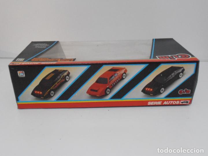 Coches a escala: COCHE BMW FANTASTIC, SERIE AUTOS, SALVAOBSTACULOS, CLIM, NUEVO DE JUGUETERIA, AÑOS 80 - Foto 7 - 197608040